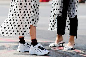 Trend Alert !!! Dress over Jeans